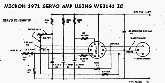 model radio control electronic circuits